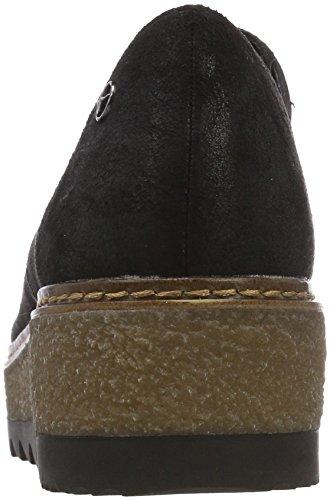 Tamaris black Noir Femme Sneakers 23775 Basses 001 rxaqRrP