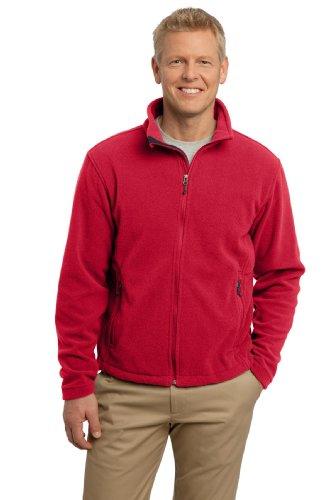 port-authority-mens-value-fleece-jacket-l-true-red
