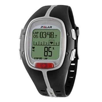 Polar RS200 Heart Rate Monitor Reloj (Negro): Polar: Amazon.es ...