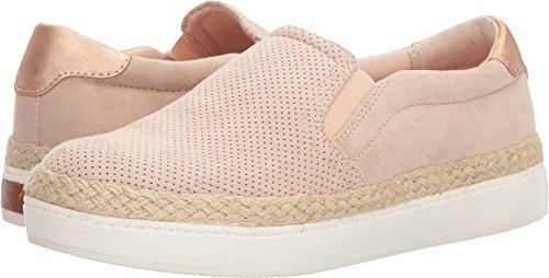 Dr. Scholl's Shoes Women's Madi Jute Sneaker, Blush Microfiber Perforated, 8.5 Medium US