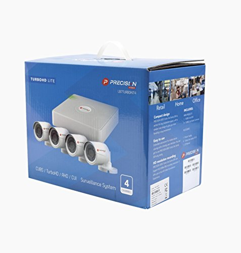 Amazon.com : All in one 4-Channel Turbo HD CCTV kit Powered by Hikvision : Camera & Photo