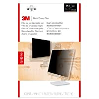3M-Commercial Tape Div. PF238W9 Privacy Filter For Widescreen Desktop LCD Monitor 21.5 in.