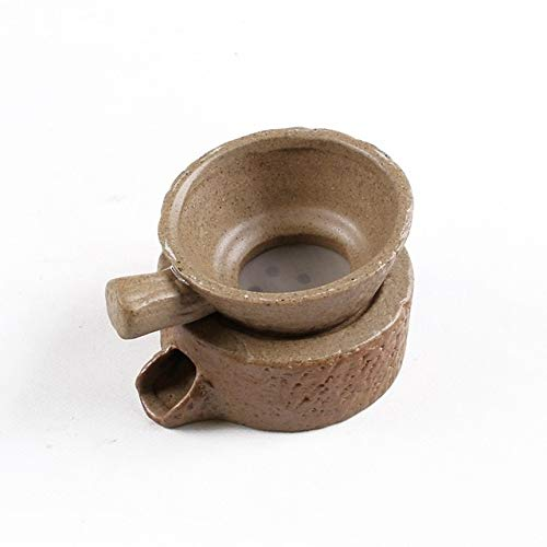 Creative Ceramic Tea Strainer Tea Set Accessories by Zhiyuan