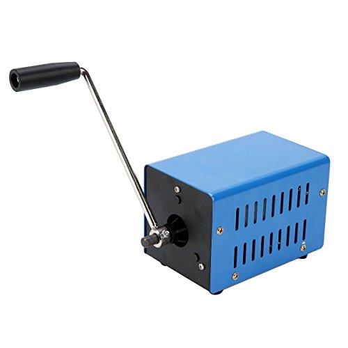 YaeTek Portable Generator Inverter Outdoor Multifunction Manual Crank Generator for Emergency Survival by YaeTek