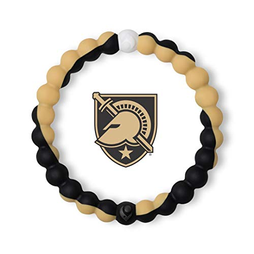 Lokai Game Day Collegiate Bracelet, Army (West Point), Small ()