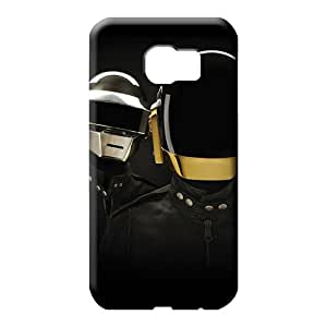 samsung galaxy s6 Proof High Grade phone Hard Cases With Fashion Design phone back shell daft punk