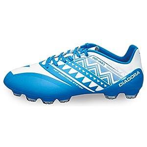 Diadora DD-NA 3 GLX 14 Soccer Shoes (10 D(M) US Men's, Royal/White)