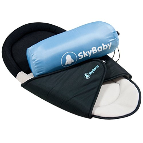SkyBaby Travel Mattress, Black
