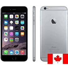 iPhone 6 64 GB Bell/Virgin Black