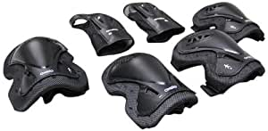 Oxelo Set-3-Protections-Adult-S Adult Protection, M