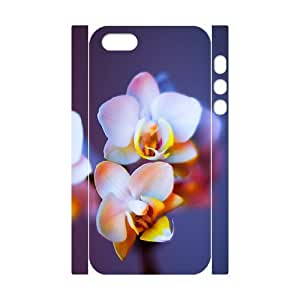 3D Cute For HTC One M7 Phone Case Cover Flower Closeup 4 Cheap for Boys, For HTC One M7 Phone Case Cover Cheap Cheap for Boys [White]