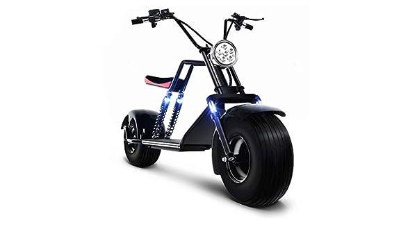 DOS Moto Electrica Scooter Ciclomotor Electrico de 1500w ...