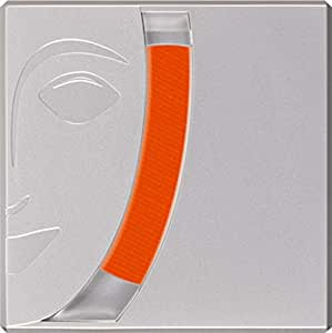 KRYOLAN UV-DAYGLOW COMPACT COLOR - ORANGE
