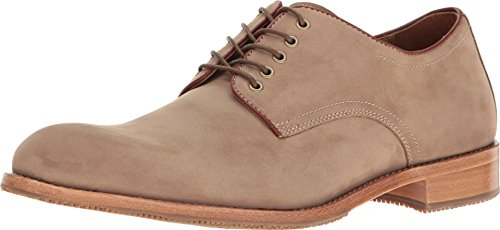 Trask Mens Lewis Oxford Taupe