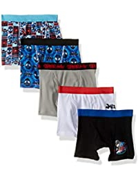 Boys Spiderverse Boxer Brief 5-Pack