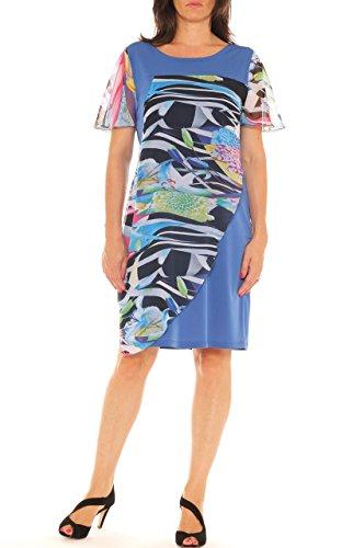 Kleid Kornblumenblau Damen Kornblumenblau Kornblumenblau Kleid Diva Diva Damen Diva Damen Diva Kleid Damen Og1qfP