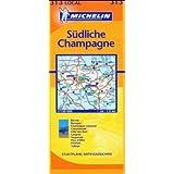 Carte routière : Aube, Haute-Marne, N° 11313