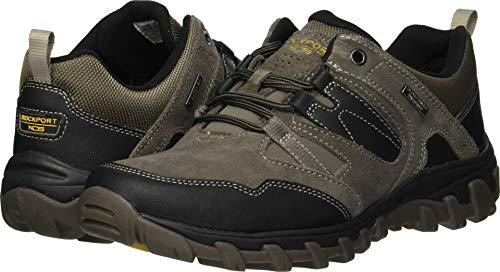 (Rockport Men's Cold Spring Plus Low Tie Shoe, breen, 13 W)