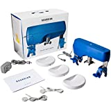 """Guardian by Elexa Leak and Flood Prevention System - includes Valve Controller and three Leak Detectors. No tools/pipe cutting, and works with copper, PEX, or PVC pipes from 1/2"""" to 1"""""""