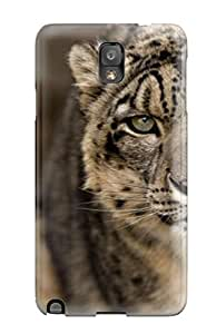 Perfect Fit Snow Leopard Case For Galaxy Note 3