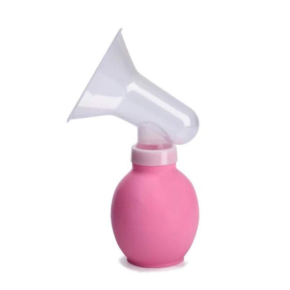 Ogquaton 1 ST/ÜCKE Prolactin Pumpe Milchpumpe Brustkollektor Handmilchpumpe Milch Saver Saug f/ür Neugeborene Mutter Rosa