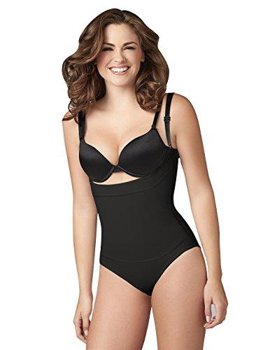 d6a5dffc56 ShapEager Body Shaper Panty Rubberflex Body Shapewear Faja Moldeadora  Bodysuit Nude