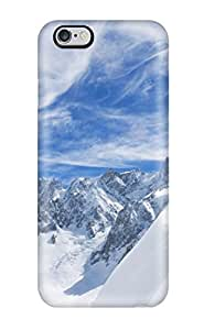 Iphone Cover Case - Skiing In France Protective Case Compatibel With Iphone 6 Plus