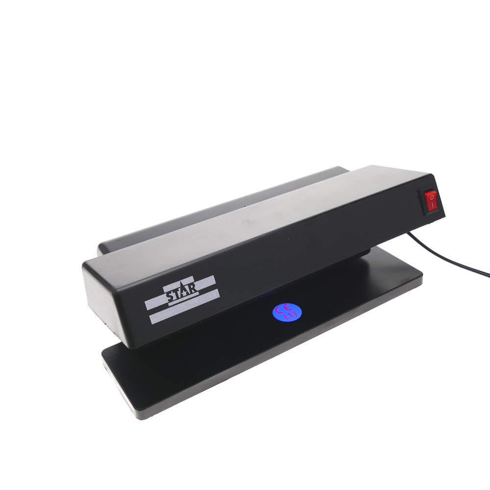 PrimeMatik - Rilevatore di Banconote False per scrivania con 2 Tubo UV di 6W 280x122x110mm PrimeMatik.com