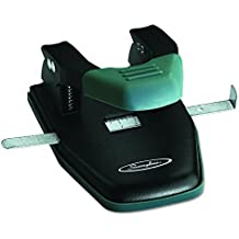 Swingline 2 Hole Punch, Comfort Handle Two Hole Punch, 50% Easier, 28 Sheets Punch Capacity (74050)