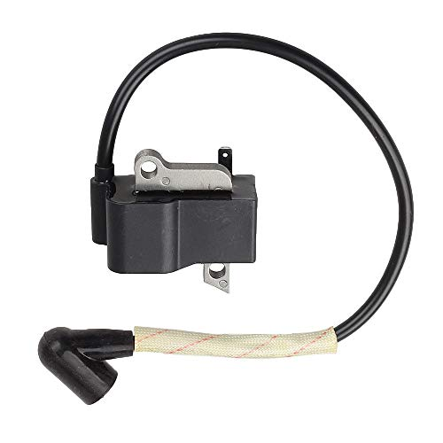 (Ignition Coil for Husqvarna Trimmer 537418701 223L 223R 323R 323L 323RJ)