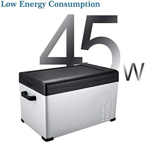 2020 30Lポータブル冷蔵庫車のRVクーラー旅行家のミニ冷蔵庫冷凍庫12V 24V 220V車のコンプレッサー