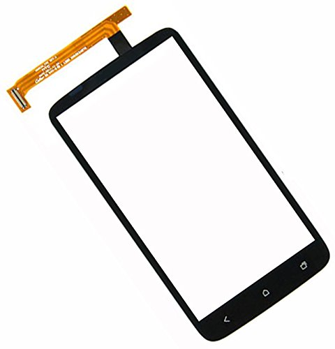 New Touch Panel Screen Digitizer Glass Lens For HTC One X XL S720e Black