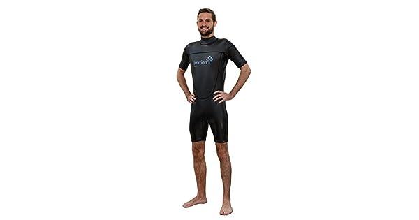 Amazon.com: Ivation 3 mm wind-resistant corto traje de ...