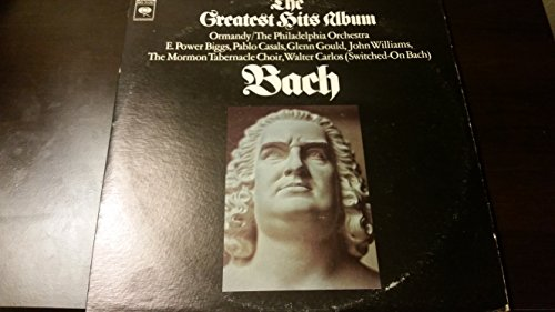 Bach Album - Bach: The Greatest Hits Album