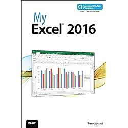My Excel 2016 (includes Content Update Program)
