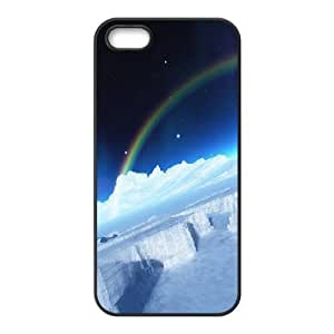 For LG G3 Phone Case Cover Rainbow Hard Shell Back Black For LG G3 Phone Case Cover 319807