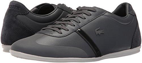 Lacoste Men's Mokara 116 1 Cam Fashion Sneaker, Dark Grey, 9 M US