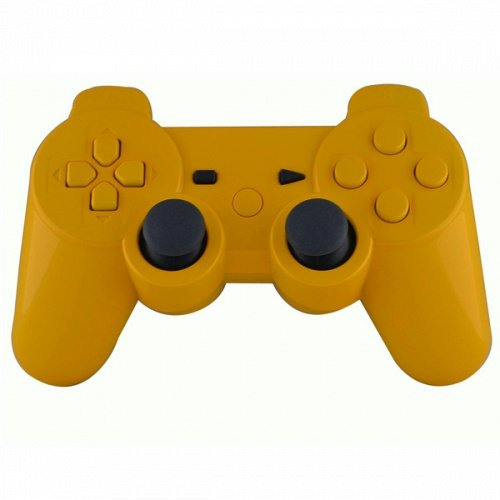 ModFreakz Shell/button Kit Gloss Collection Yellow (NOT A CONTROLLER, For PS3 Controllers)