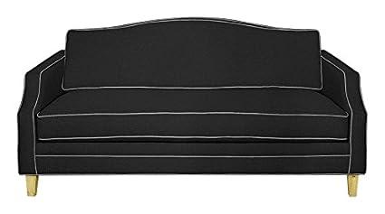 amazon com apt2b 728943975437 the blackburn apt size sofa coal rh amazon com