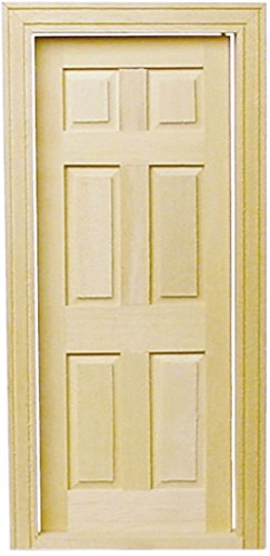 6 panel door interior - 7