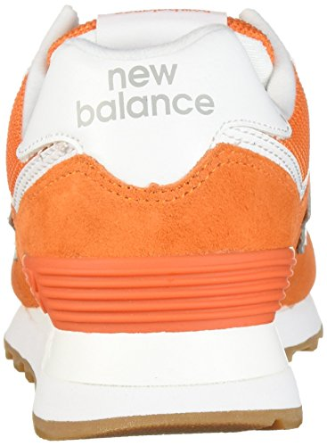 Balance Wl574v2 Baskets Vintage Orange Femme New Orange d1qnTHd6