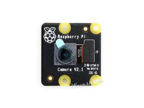 ماژول دوربین Waveshare RPi NoIR V2 رسمی Raspberry Pi Infrared ماژول پشتیبانی تمشک پی و جتسون نانو با دید در شب IMX219 سنسور 8 مگاپیکسلی 62.2 درجه