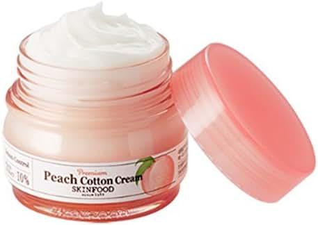 SKINFOOD Premium Peach Cotton Cream 63ml