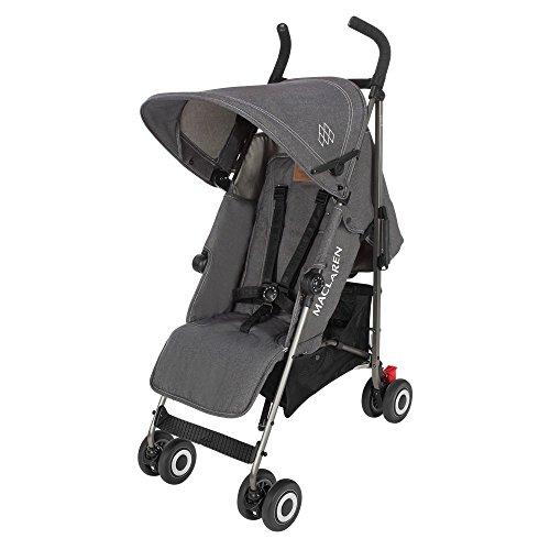 Maclaren Double Baby Stroller - 7