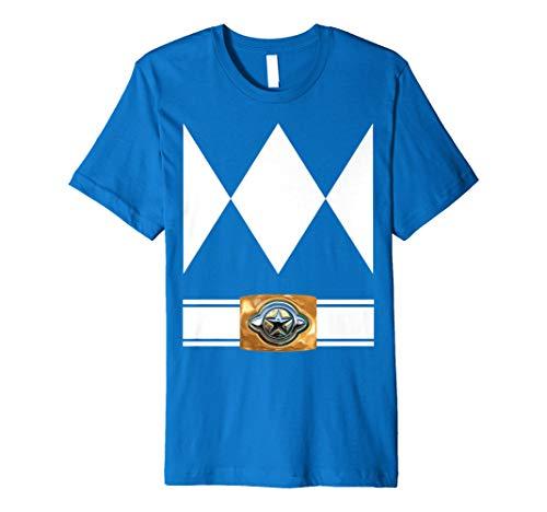 Funny Super Hero Ranger Costume Halloween Shirt