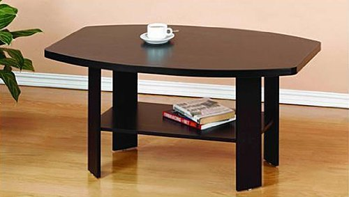 Premium Coffee Table for Living Room Modern Wood Contemporary Espresso Country Low Wooden Bench Furniture