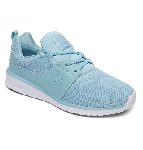 Basses Light Heathrow Femme Shoes DC Sneakers Bleu Blue w8q14nxtA