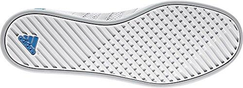 Adidas Sailing JB01 Jibe Bootsschuh weiß/blau, Größe 39 1/3