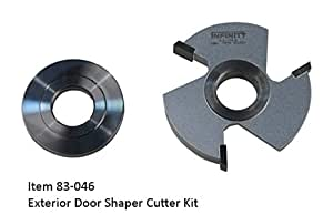 Share Facebook Twitter Pinterest  sc 1 st  Amazon.com & Shaper Cutter Exterior Door Kit - - Amazon.com