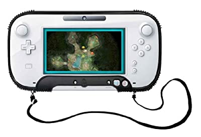 Protective Case with Neck Strap for Wii U GamePad